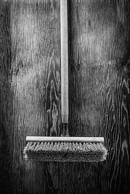 Push Broom Art Print by YoPedro