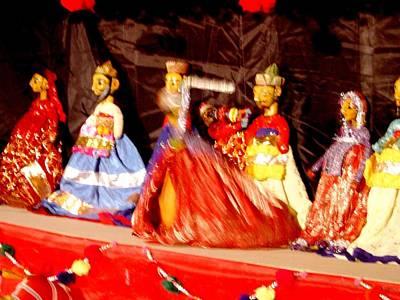 Photograph - Putli Tamasha - Puppets' Play by Fareeha Khawaja