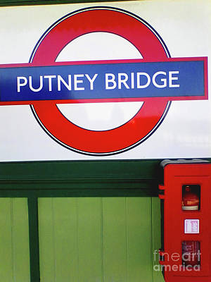 Photograph - Putney Bridge by Rebecca Harman