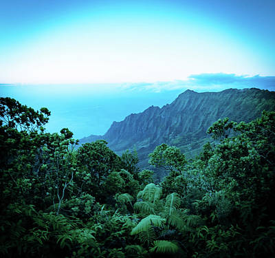 Photograph - Puu O Kila Lookout, Kauai, Hi by T Brian Jones