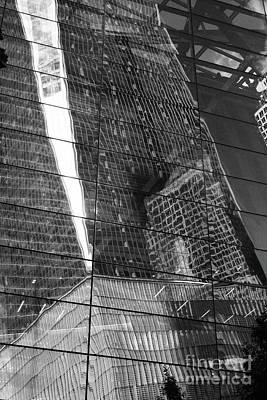 Photograph - Puzzle City Mirror by Donato Iannuzzi