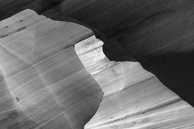 Photograph - Puzzle Of Stone - Lower Antelope Canyon by Gregory Ballos
