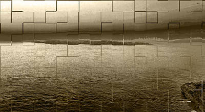 Photograph - Puzzle Of Sydney by Miroslava Jurcik