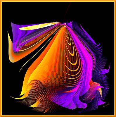 Digital Art - Puzzling by Iris Gelbart