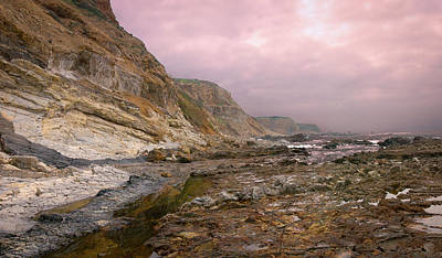 Photograph - Pv Cliffs by Kevin Bergen