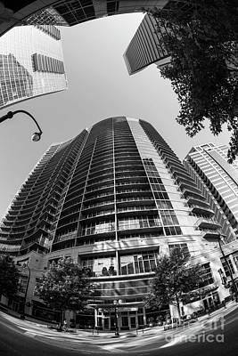 Photograph - Apartments Midtown Atanta by David Bearden