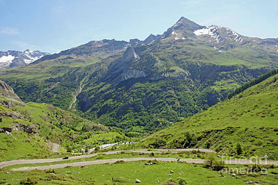 Photograph - Pyrenees by Rod Jones