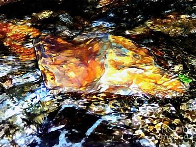 Photograph - Pyrites Treasure 2 by Janine Riley