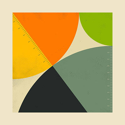 Pythagorean Triad 9 Art Print