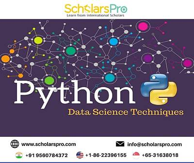 Python Mixed Media - Python Data Science Certification by Pro Scholars