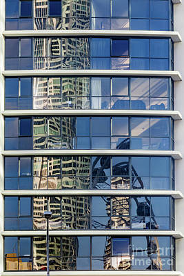 Photograph - Q Reflection by Werner Padarin