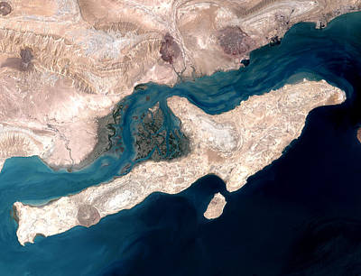 Photograph - Qeshm Island In The Strait Of Hormuz by Artistic Panda