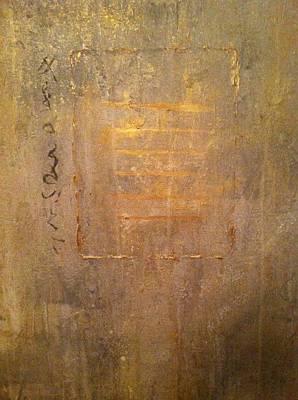 Painting - Qian by Uldra Patty Johnson