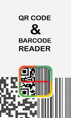Code Mixed Media - Qr Code Reader by Smart Tool World