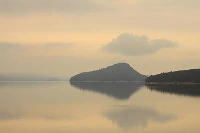 Quabbin Reservoir Photograph - Quabbin Reservoir by John Burk