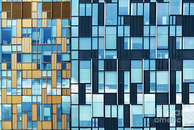 Photograph - Quadrilateral Colour by Tim Gainey