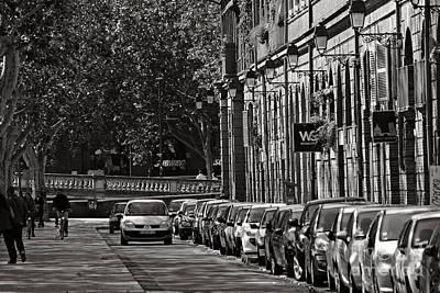 Photograph - Quai Lucien Lombard by Cendrine Marrouat