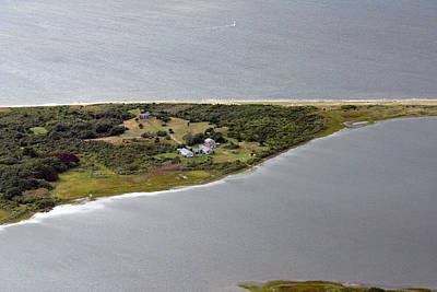 Quaise Pasture Road Nantucket Island Art Print by Duncan Pearson