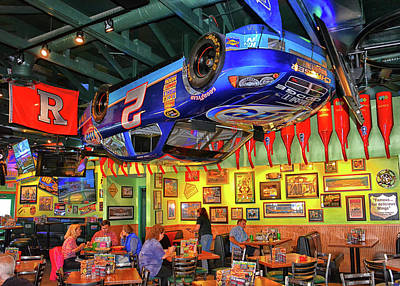 Photograph - Quaker Steak And Lube by Mike Martin