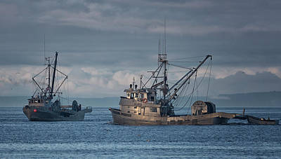 Photograph - Qualicum Producer And Alh by Randy Hall