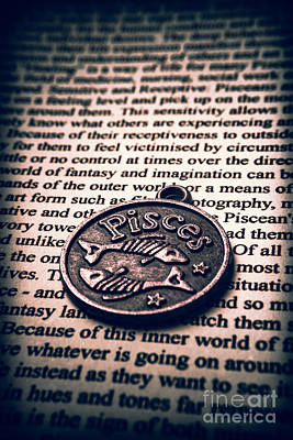Engraving Wall Art - Photograph - Qualities In Pisces by Jorgo Photography - Wall Art Gallery