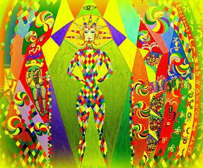 Quantum Dream Art Print