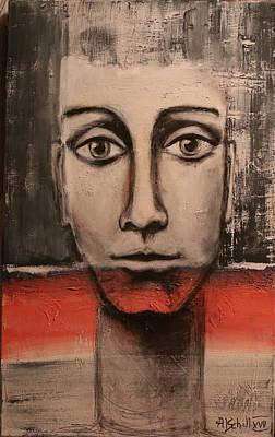 Painting - Quare? by Art Ilse Schill