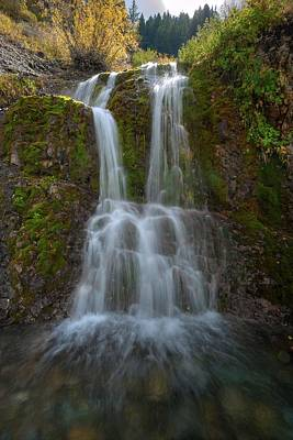 Photograph - Quarry Falls by David Andersen