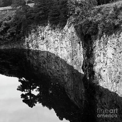 Photograph - Quarry by Patrick M Lynch
