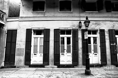 Photograph - Quarter Doors by John Rizzuto