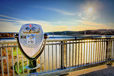 Poughkeepsie Photograph - Quarters Only by David Hahn