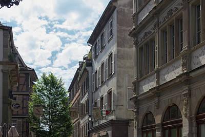 Photograph - Quartier Des Tonneliers by Teresa Mucha