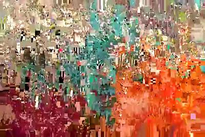 Digital Art - Quartz 508 by Brian Gryphon