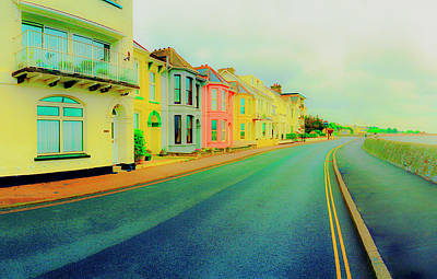 Photograph - Quay Road by Jan W Faul