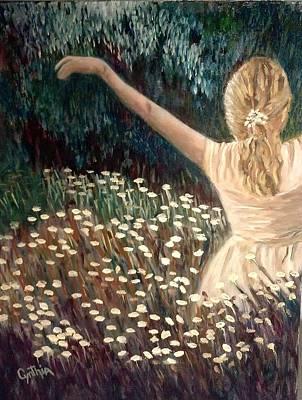 Que Sera Wall Art - Painting - Que Sera by Cynthia Browning
