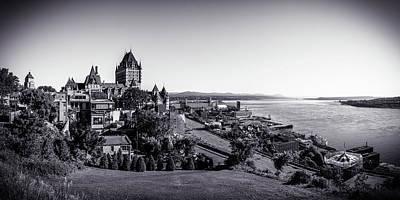 Photograph - Quebec City by Chris Bordeleau