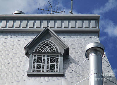 Photograph - Quebec City Windows 48 by Randall Weidner