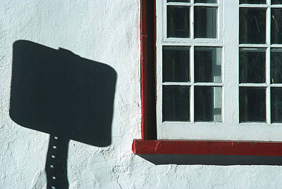 Photograph - Quebec Shadow 2 by Art Ferrier