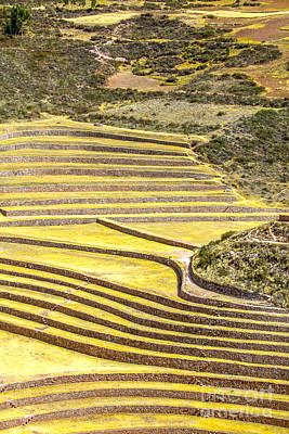 Photograph - Quechua by Patricia Hofmeester