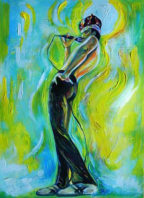 Queen Art Print by Anna  Duyunova