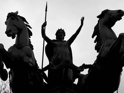 Photograph - Queen Boudica England by JAMART Photography
