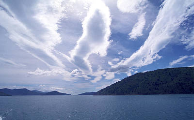 Queen Charlotte Sound Art Print by Kevin Smith