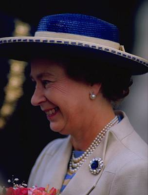 Travel Pics Royalty-Free and Rights-Managed Images - Queen Elizabeth II by Travel Pics
