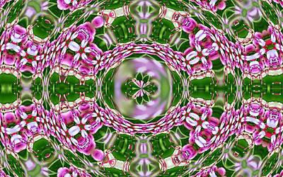 Queen Flora Art Print