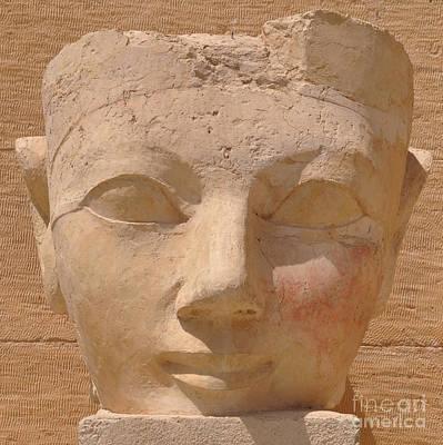 Queen Hatshepsut Art Print