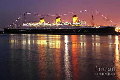 Pop Art Rights Managed Images - Queen Mary  Royalty-Free Image by Mariola Bitner