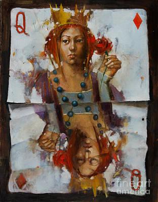 Queen Of Diamonds Original