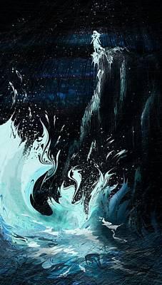 Queen Of The Seas Art Print