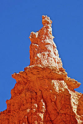 Photograph - Queen Victoria On Queen's Garden Trail In Bryce National Park, Utah  by Ruth Hager