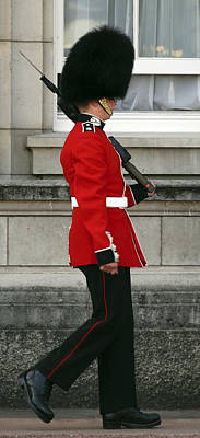 Official Watch Photograph - Queen's Guard by Daniel Hagerman